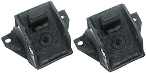 Heavy-Duty replacement OLDSMOBILE motor mount pads. For part#'s 9587 and 9591.