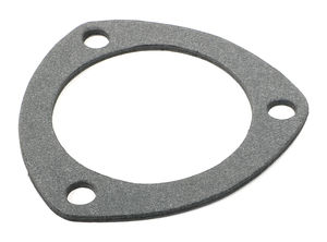 "3"" Triangular 3-Hole Collector Gasket; 1/8"" Hi-Temp Material (ea.)"
