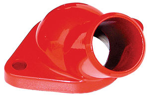 Water Neck; SB and BB Chevy- Early Model; O-Ring Seal-CHEVY ORANGE
