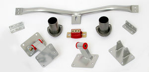 LS CONVERSION MOUNT KIT; 78-83 Malibu and 78-87 El Camino w/4L60E/65E Trans.