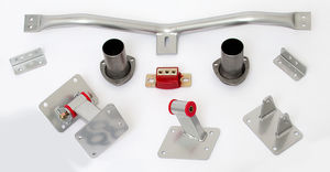 LS CONVERSION MOUNT KIT; 1982-93 Chevy S10 (2WD) with 4L60E/65E Transmission