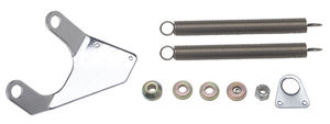 Carburetor Throttle Return Spring Kit; BB CHEVY-CHROME