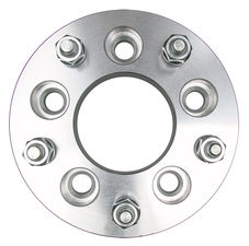 "5 LUG Wheel Adapters;135mm WHEEL Dia;4.75"" HUB Dia;12mmx1.5 Thread (pr)-ALUMINUM"