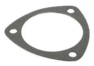 "3-1/2"" Triangular 3-Hole Collector Gasket; 1/16"" Hi-Temp Material (ea.)"