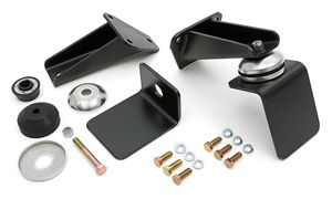 "Weld-In, Biscuit Style Motor Mounts. For 396-454 BB Chevy w/ 24""-30"" Framerails"