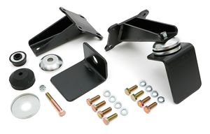 "Weld-In, Biscuit Style Motor Mounts. For 5.7L HEMI with 24""-30"" Framerails"