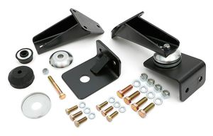 "Bolt-In, Biscuit Style Motor Mounts. For 396-454 BB Chevy w/ 27""-33"" Framerails"