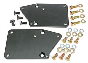"ENGINE SWAP CONVERSION PLATES; 5/8"" REARWARD; LT (GEN5) IN SB CHEVY CAR CHASSIS"
