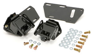CHEVY 283-350 or LT1 into S10, S15 4.3L (2WD) with TH350- Motor Mount Kit