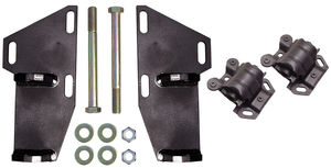 CHEVY 283-350 or LT1 into ASTROVAN (2WD)- Motor Mount Kit