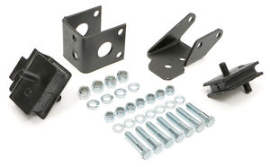 MOPAR 340-360 into 1967-72 A BODY- Motor Mount Kit