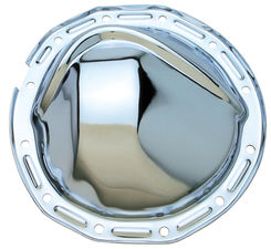 GM Intermediate (12 Bolt), Chrome Differential Cover ONLY