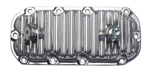 DANA 18 and 20 (10 Bolt); 1943-79 Jeep / Scout- Polished Aluminum Transfer Case