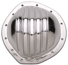 GM 1/2 Ton (12 Bolt), Polished Aluminum Differential Cover Kit