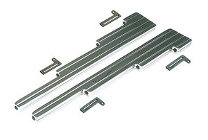 Universal Fit Wire Looms with Ball Milled PINSTRIPES. Fits Wires up to 8""