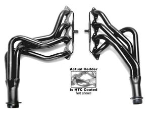 "HTC Coated Hedders; 1-3/4"" Tube Dia; 3"" Coll; FULL LENGTH Design"