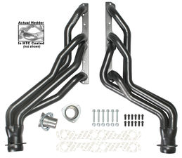 88-95 CHEVY 2WD/4WD PICKUP WITH SB; HEADERS- HTC COATED