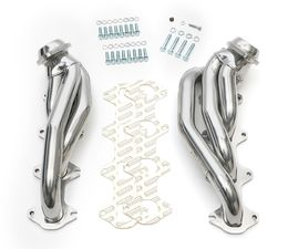 "2005-2010 Ford Mustang GT Hedders;1-5/8"" Short Tube; Stainless Steel-HTC coated"