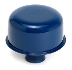 "PUSH-IN Breather Cap Only (no Grommet); 2-3/4"" Diameter- FORD BLUE"