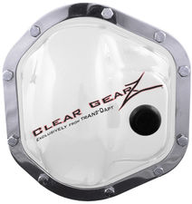 CLEARGEARZ Clear Differential Cover; DANA 44 (10 Bolt)- Clearance