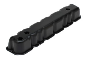 JEEP/AMC 6CYL ASPHALT BLACK POWDER COATED VALVE COVERS