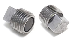 "1/2"" NPT Magnetic Drain Plug for Oil and Transmission Pans"