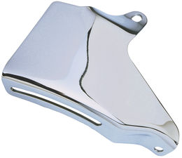 """O.E. Style"" ALTERNATOR Bracket (Top); 69-86 CHEVROLET 396-454; LONG W/P-CHROME"