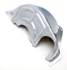 FLEXPLATE Cover; POWERGLIDE Transmission 1962-73 -CHROME
