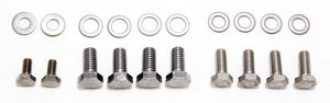 Timing Chain Cover Bolts (CHROME)- CHRYSLER 383-440