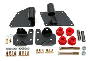 FORD 429-460 (385 series) into 1965-79 FORD Pickup (2WD)- Motor Mount Kit