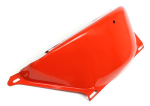 ORANGE POWDER COATED 700R4 FLYWHEEL COVER (Passenger cars only)