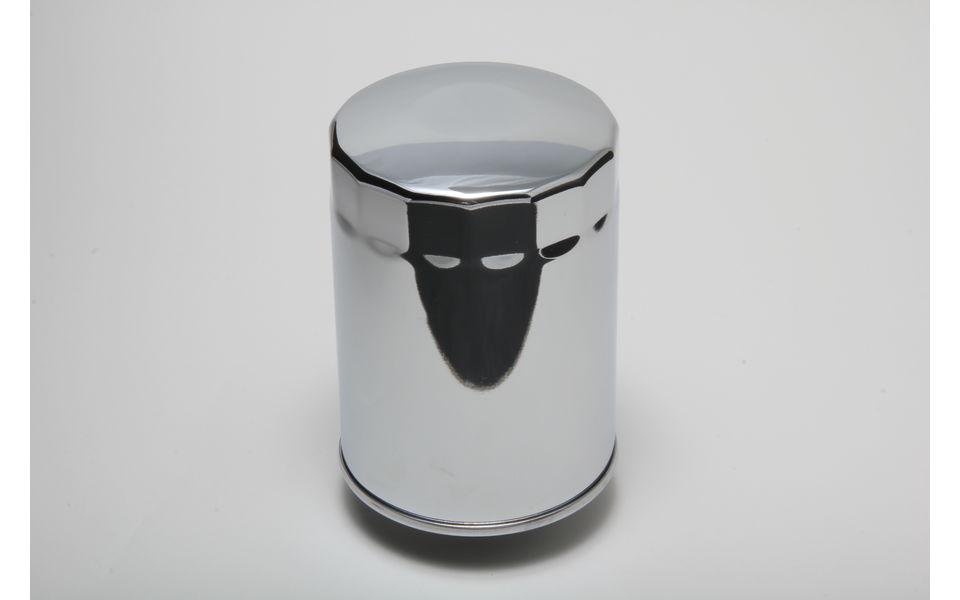 Photo of 1160 chrome oil filter