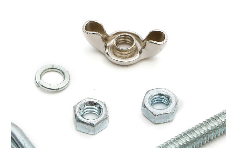 Photo of air cleaner stud and nut