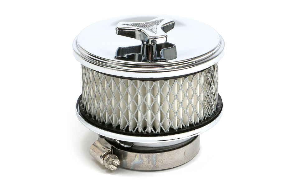 Deep Dish Style Air Cleaner Set 4