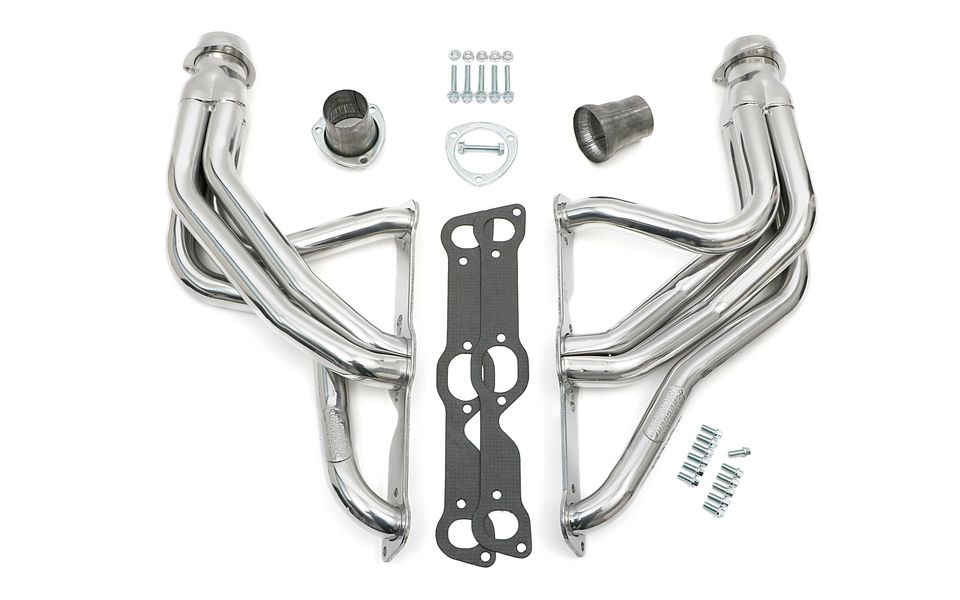 Hedman headers for 1967-69 Firebird 326-455