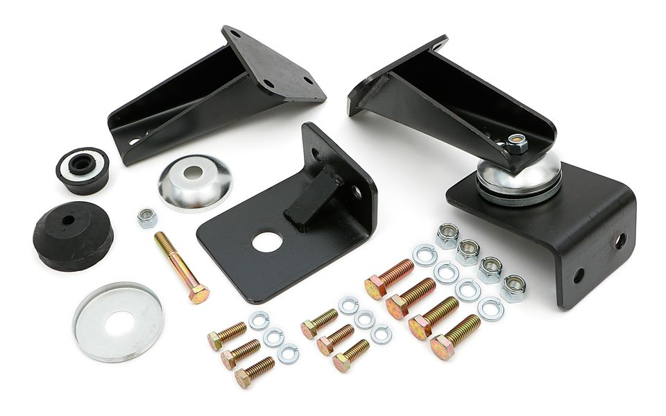 Biscuit style engine mount kit for BB Chevy 396-454