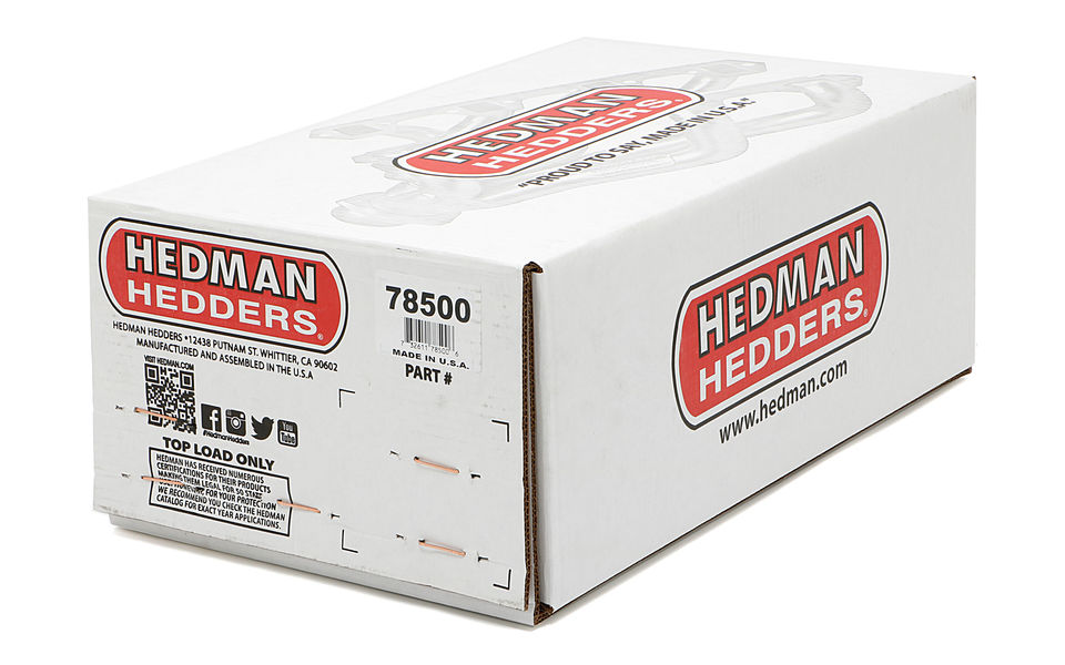 78500-TIGHT TUBE Hedders; MOPAR 318-360; 1-5/8