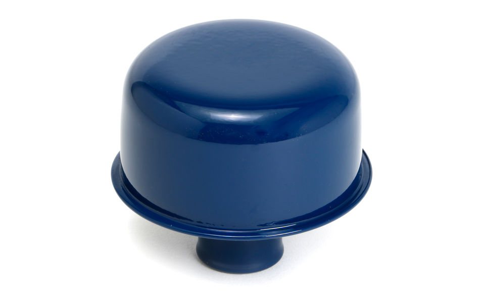 PUSH-IN Breather Cap Only (no Grommet); 2-3/4