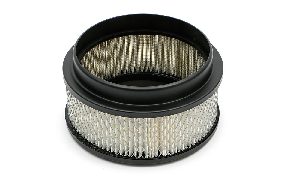 Photo of Air Cleaner with raised base - 6 3/8