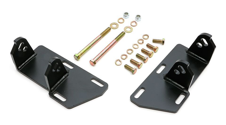 Photo of motor mount plates for CHEVY 283-350 into Chevy S10, S15 (2WD)