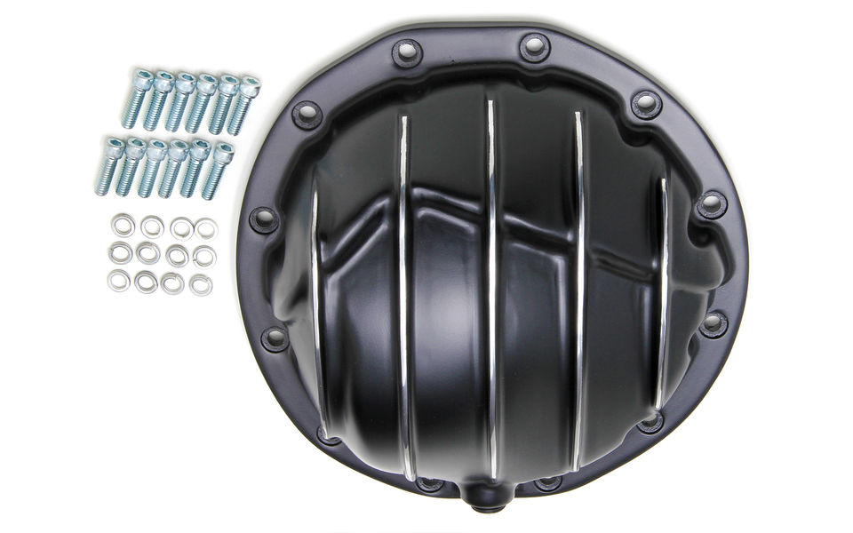 GM 12 bolt differential cover, powder coated