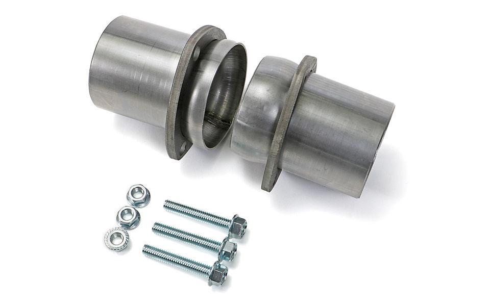"3/"" Mild Steel Ball//Socket Header Collector Conversion ... 21152 HEDMAN HEDDERS"