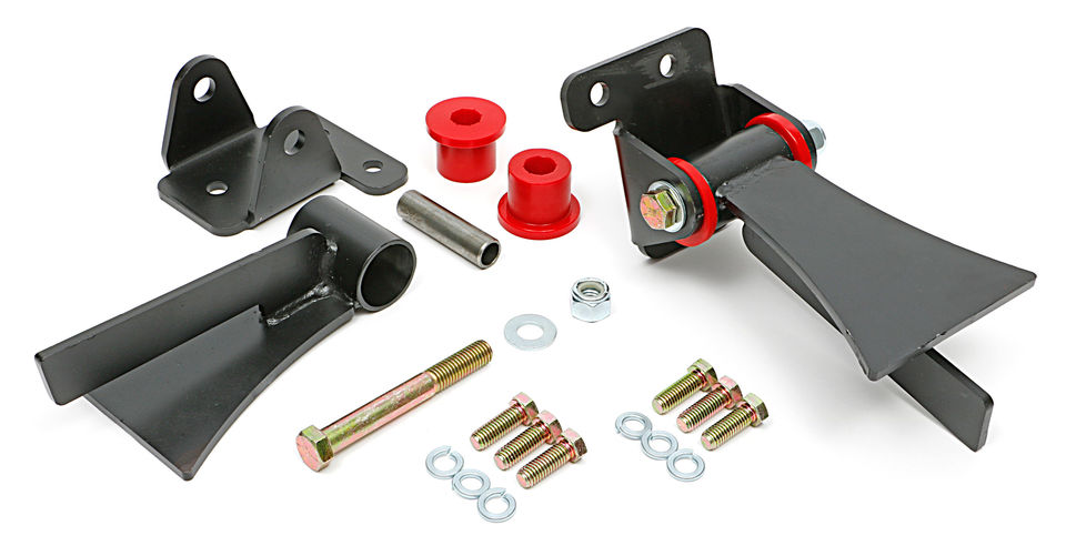 FORD 429-460 Universal Street Rod Bushing Style Mounts