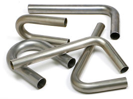 Mandrel Bent Exhaust Tubing