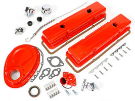PERFECTMATCH Powder-Coated Accessories