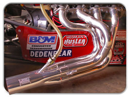 DRAG RACING Headers