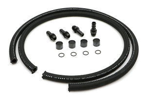 60 in. Premium Oil Lines for Billet Oil Filtration Kits; -12AN Fittings