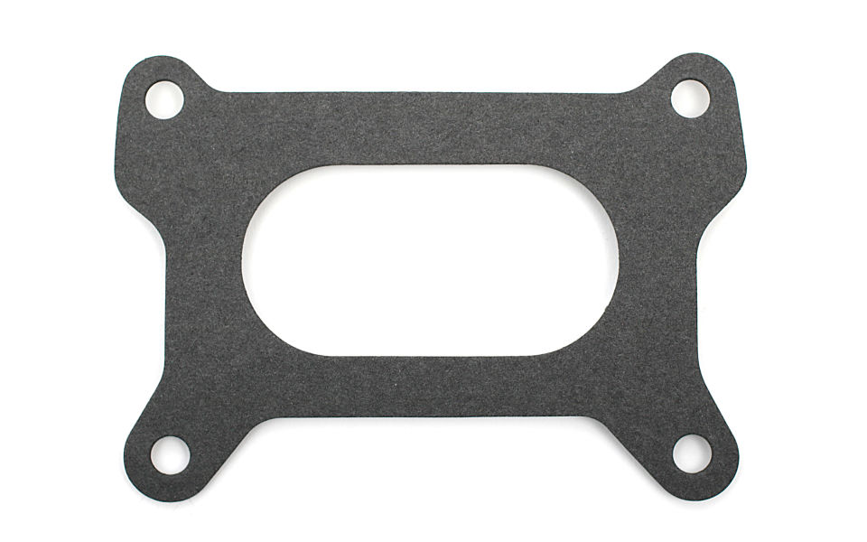 Photo of replacement gasket for HOLLEY 2BBL 350-500-650cfm carburetors.
