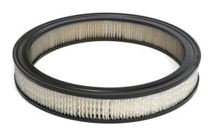 ROUND High Flow Air Filter Element (PAPER) 14 in. Diameter; 2-1/8 in. Tall