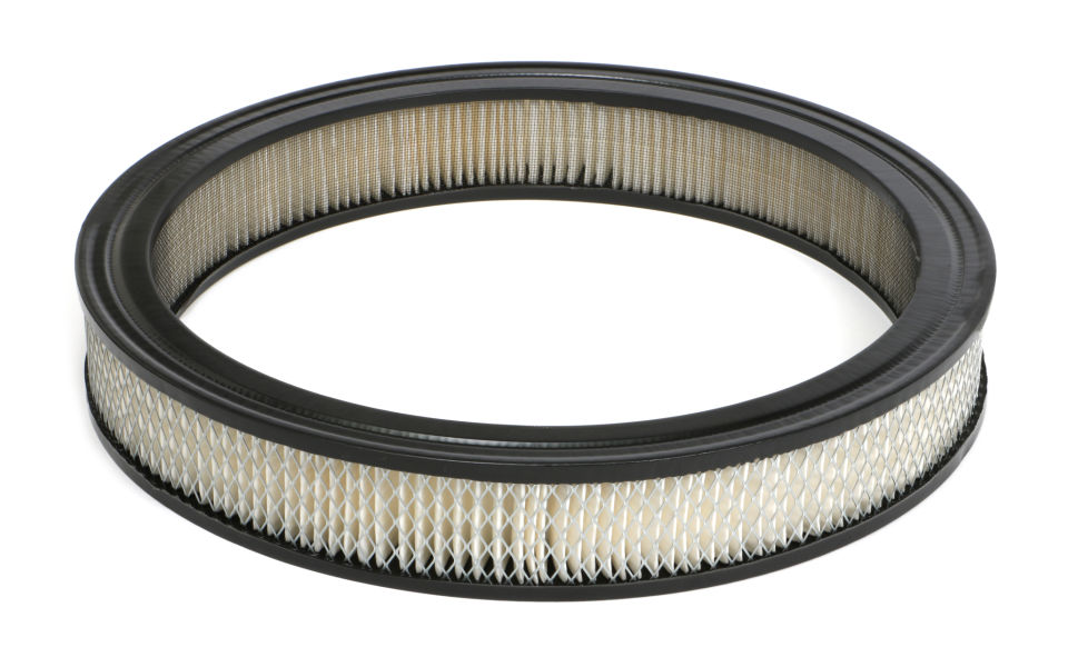 ROUND High Flow Air Filter Element (PAPER) 14